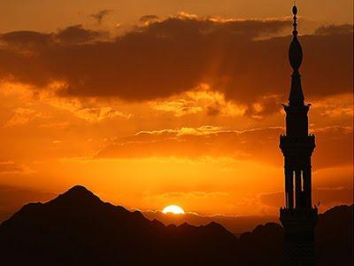 sunrise masjid nabawi