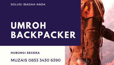 UMROH BACKPACKER